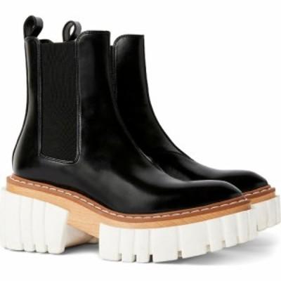 ステラ マッカートニー STELLA MCCARTNEY レディース ブーツ チェルシーブーツ シューズ・靴 Emilie Platform Chelsea Boot Vintage Blac