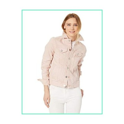 AG Adriano Goldschmied Women's MYA Denim Jacket, 1 Year Sulfur Peaked Pink, Small並行輸入品