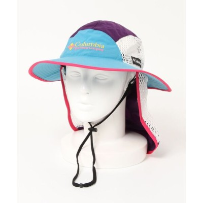 OVERRIDE / 【Columbia / コロンビア】サンシェードハット オーバーライド MEN 帽子 > ハット