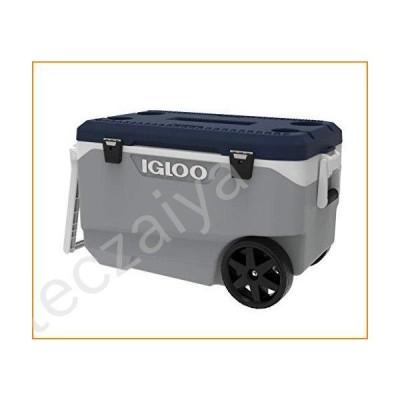 Igloo MaxCold 90qt Wheeled Roller, ash Gray 並行輸入品