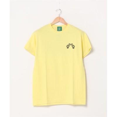 TOKYO DEPARTMENT STORE / 【roarLUCK】ボックスロゴTシャツ MEN トップス > Tシャツ/カットソー