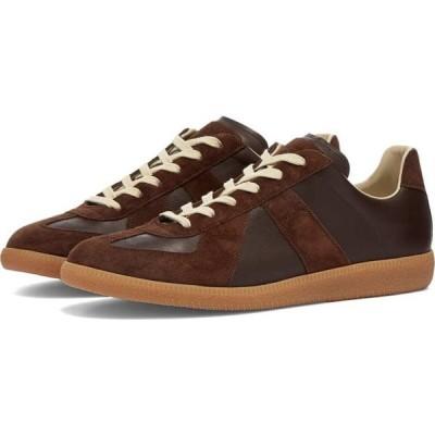 メゾン マルジェラ Maison Margiela メンズ スニーカー シューズ・靴 Classic Replica Sneaker Tobacco/Psyke