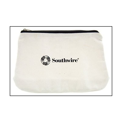 Southwire BAG, 12 IN CANVAS ZIPPER, Model:BAG12