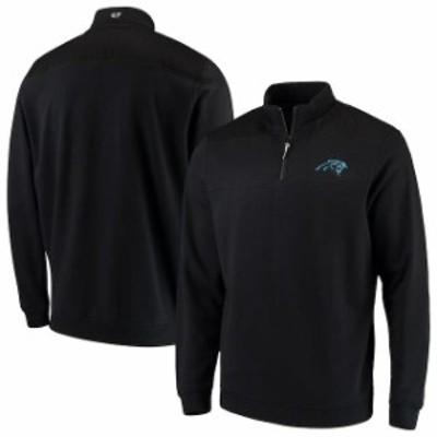 Vineyard Vines ヴィニヤード ヴァインズ スポーツ用品  Vineyard Vines Carolina Panthers Black Shep Shirt Quarter-