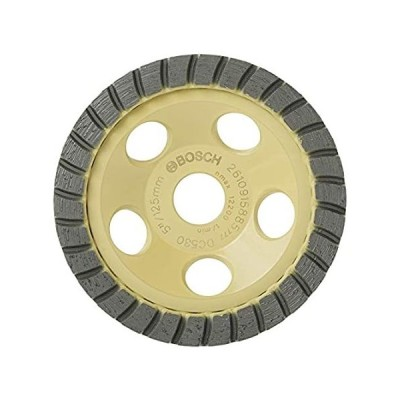 BOSCH DC530 5-Inch Diamond Cup Grinding Wheel for Construction Materials 並行輸入品