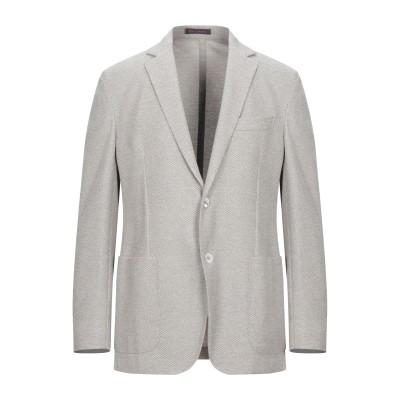 ザ ジジ THE GIGI テーラードジャケット グレー 54 コットン 84% / ポリエステル 16% テーラードジャケット