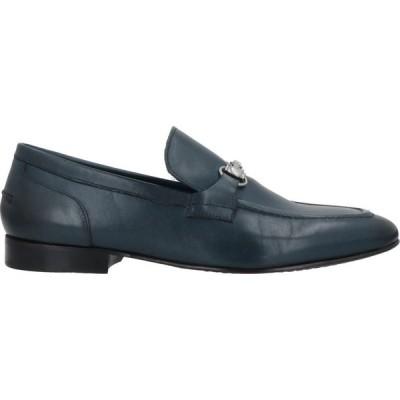 ゾルフォ ZOLFO メンズ ローファー シューズ・靴 loafers Dark blue