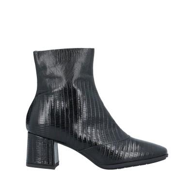 LORETTA PETTINARI ショートブーツ ブラック 36 革 ショートブーツ