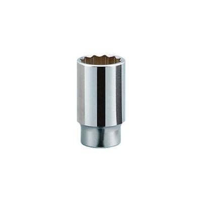 京都機械工具 19.0sq.ディープソケット(十二角) 41mm KTC B45-41 返品種別A