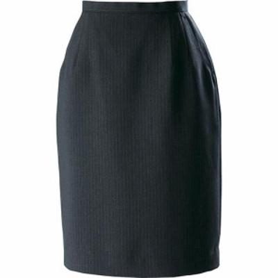 ジーベック(XEBEC) トリクシオンオフィススカート 25/チャコールグレー 40027 【作業服 作業着 ワークウエア ワークウェア レディース