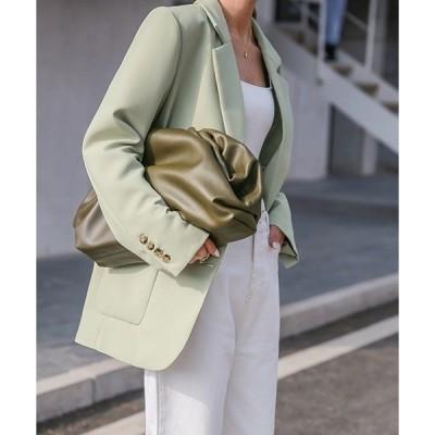 ジャケット テーラードジャケット 【chuclla】【2020/SS】カラー テーラードジャケット chw1051