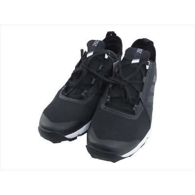 adidas アディダス BB1955 TERREX AGRAVIC SPEED テレックス アグラヴィック スピード トレッキング スニーカー  ブラック系 US10 【新古品】【未使用】【中古】