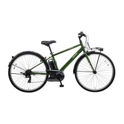 PANASONIC BE-ELVS772-G グリーン ベロスター [電動アシスト自転車(700C・外装7段変速)] 電動自転車
