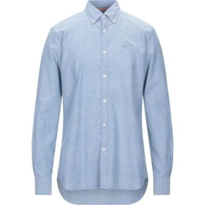 ノースセール NORTH SAILS メンズ シャツ トップス patterned shirt Blue