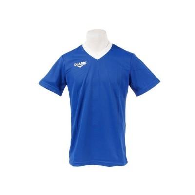 デュアリグ(DUARIG) サッカー ウェア メンズ 半袖 プラクティスシャツ 741D6KS2969BLU (メンズ)