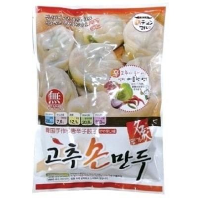 M&amp N唐辛子餃子 450g冷凍
