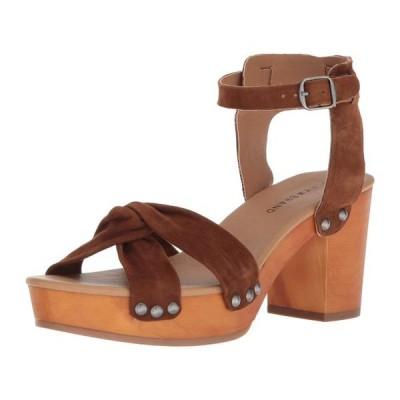 レディース 靴 コンフォートシューズ Lucky Brand Women's Whitneigh Heeled Sandal