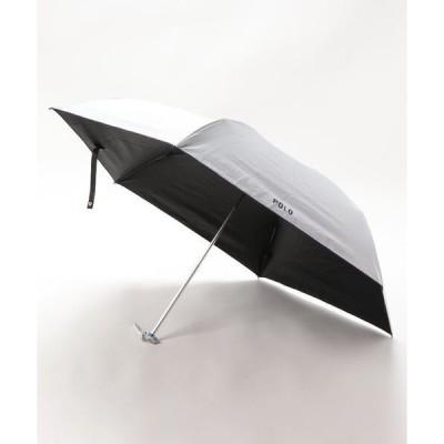 折りたたみ傘 晴雨兼用日傘 POLOベア