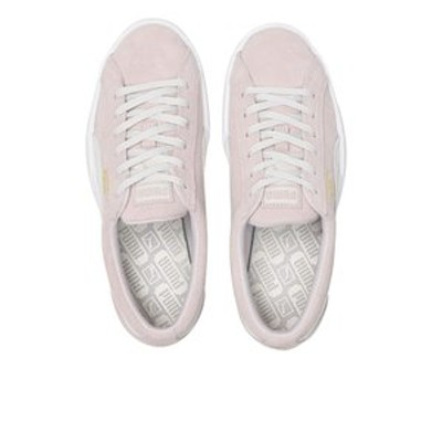 371741 W LOVE SUEDE 02ROSEWATER 604755-0002