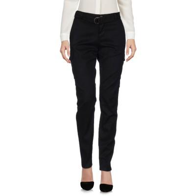メイソンズ MASON'S パンツ ブラック 44 コットン 86% / ポリエステル 10% / ポリウレタン 4% パンツ