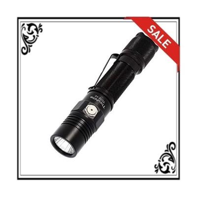 ThruNite TC12 V2 USB充電式 過充電・過放電・過電流保護回路 LED フラッシュライト 【 CREE XP-L V6 LED/Max1100 ルーメン/使