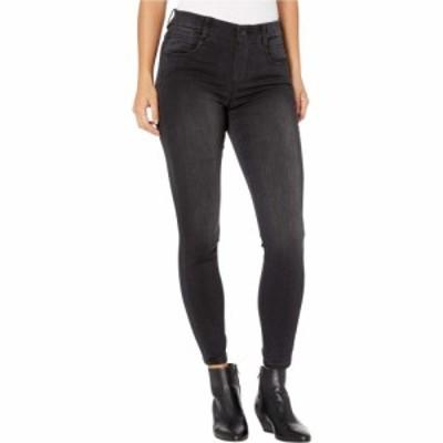 リバプール Liverpool レディース ジーンズ・デニム ボトムス・パンツ Petite Gia Glider/Revolutionary Pull-On Jeans in Night Jet Nig