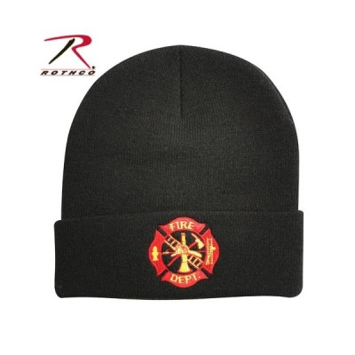 ROTHCO / ロスコ 5356 FIRE DEPT. DELUXE EMBROIDERED WATCH CAP 帽子 キャップ / ニット