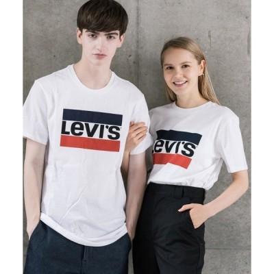 tシャツ Tシャツ リーバイスロゴTシャツ