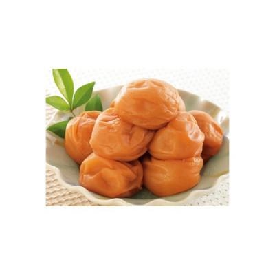 塩分 3% あと味 すっきり 南高梅 つぶれ 梅 はちみつ 2.4kg