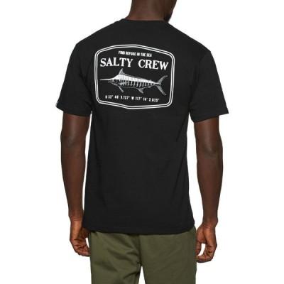 ソルティークルー Salty Crew メンズ Tシャツ トップス Stealth Short Sleeve T-Shirt Black