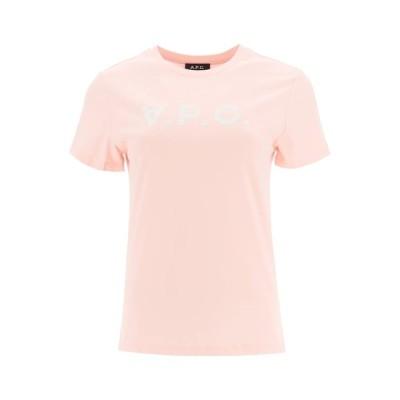 アーペーセー レディース Tシャツ トップス A.P.C. VPC Print T-Shirt -