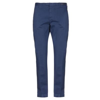 PT Torino パンツ ブルー 56 コットン 98% / ポリウレタン 2% パンツ