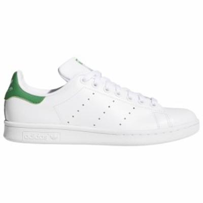 アディダス オリジナルス レディース スタン スミス adidas Originals Stan Smith スニーカー White/Green