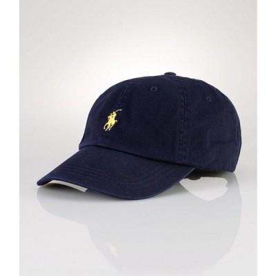 ラルフローレン メンズ 帽子 アクセサリー Classic Cotton Chino Sports Cap