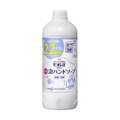 花王 ビオレu 泡ハンドソープ マイルドシトラスの香り つめかえ用 450ml 1本