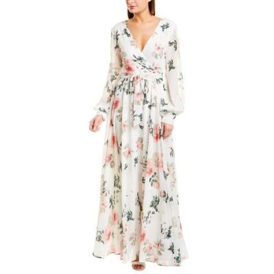 ユミキム ワンピース トップス レディース YUMI KIM Maxi Dress true love ivory