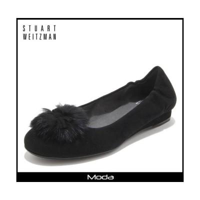 スチュアートワイツマン シューズ 黒 ブラック Stuart Weitzman 靴