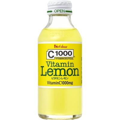 ハウスウェルネスフーズ C1000 ビタミンレモン 140ml×6本 瓶 840ml ★ドライ食品・調味料・飲料・日用品★よりどり10個まで送料1個口★