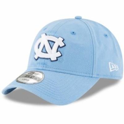 New Era ニュー エラ スポーツ用品  New Era North Carolina Tar Heels Carolina Blue Relaxed 49FORTY Fitted Hat