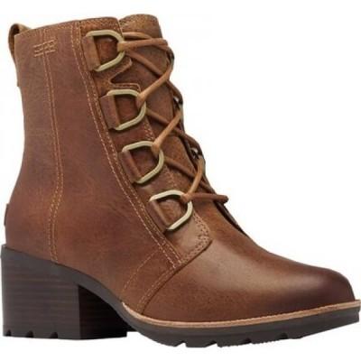 ソレル Sorel レディース ブーツ ショートブーツ レースアップ シューズ・靴 Cate Lace Up Ankle Bootie