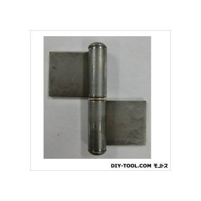 フジテック 鉄旗丁番 左 生地 75mm 11140