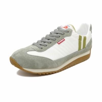 スニーカー パトリック PATRICK マラソン ARCRY ホワイト/グレー/オリーブ 942000 メンズ レディース シューズ 靴 20SP