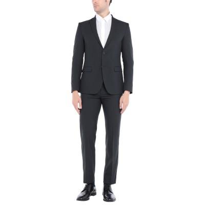 アティピコ AT.P.CO スーツ ブラック 52 ポリエステル 70% / レーヨン 30% スーツ