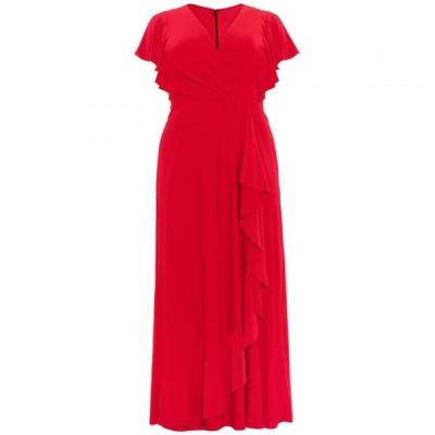 スタジオ8 Studio 8 レディース ワンピース ワンピース・ドレス Camilla Frill Maxi Dress Red