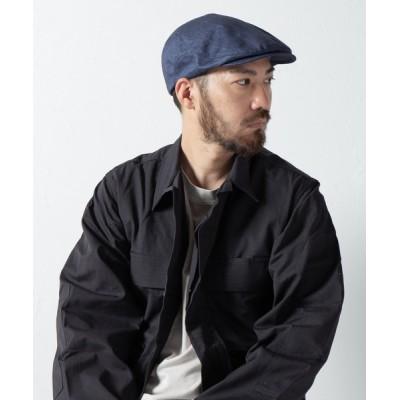 Ray's Store / Linen Chino Hunt / リネンチノハンチング MEN 帽子 > ハンチング/ベレー帽