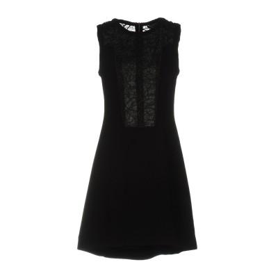 ラグアンドボーン RAG & BONE ミニワンピース&ドレス ブラック 8 69% トリアセテート 31% ポリエステル ミニワンピース&ドレス