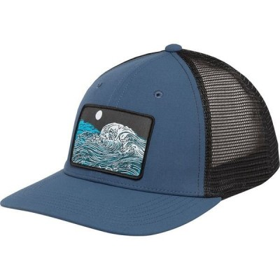サンデイアフターヌーンズ メンズ 帽子 アクセサリー Artist Series Patch Trucker Hat