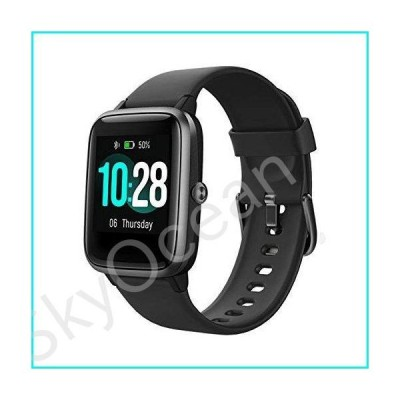 Eight Horses-S Smart Watch Fitness Tracker Watches for Men Women, Fitness Watch Heart Rate Monitor with Step Calories Sleep Tracker, Smartwa