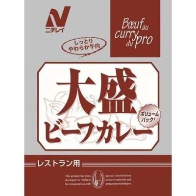 ニチレイ 大盛ビーフカレー (250g*5袋入)