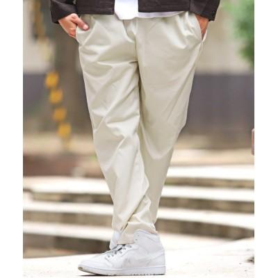【ラグスタイル】 シェフパンツ/シェフパンツ ワイドパンツ メンズ 秋冬 メンズ オフホワイト XL LUXSTYLE